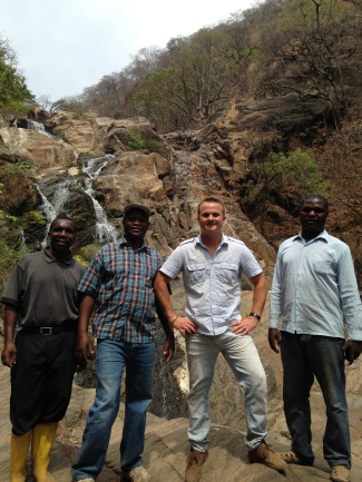 Exploring land in Rukwa