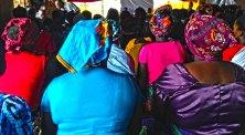 Local wedding in the Rukwa