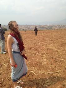 Sumbawanga - struggling with the wind