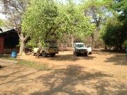 Colton's home in Rukwa