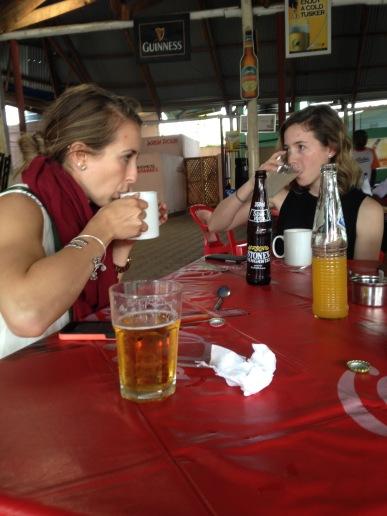 Lenana - Local chai and food