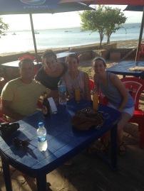 Fanta Passion soda's on the coast in Dar