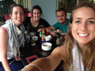 Dinner at Zest - Arusha