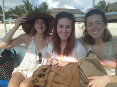 Waiting for our boat to Mbudja Island off of Dar