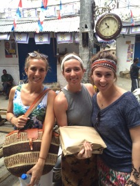 Shopping in Stone Town