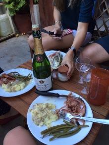 Christmas day feast...so good!