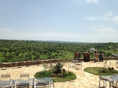 Work trip - Tarangire Safari Lodge