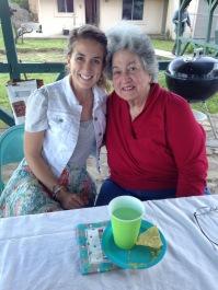 My grandma - Mema :)