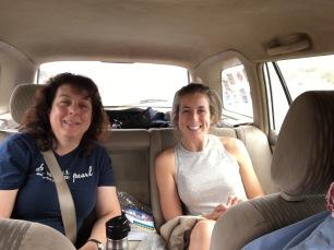 Driving to dar!