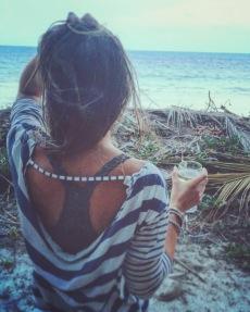 Beach life, Zanzibar