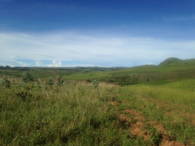 Walk near we live - Southern highlands, TZ