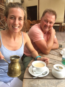 Cant visit Zanzibar without having a mug of spiced chai