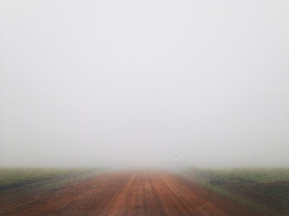 Foggy mornings in Southern Highlands, TZ
