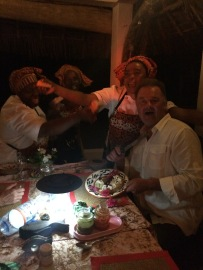 Birthday celebrations in Zanzibar