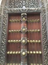 Stonetown, Zanzibar Door