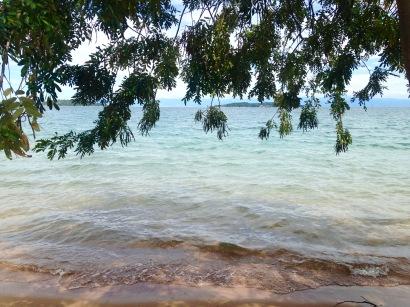 Lake Tanganyika from our room