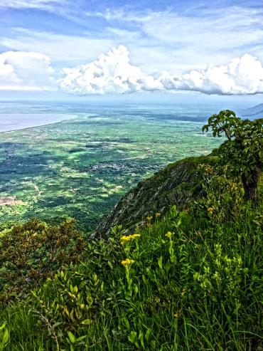 Overlooking Rukwa Valley