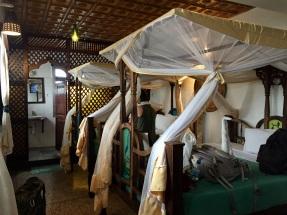 Our room in Zanzibar - Zanzibar Style