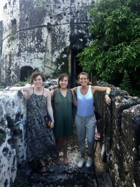 Stonetown - Excuse the tired faces...it was a long but fun-filled day!