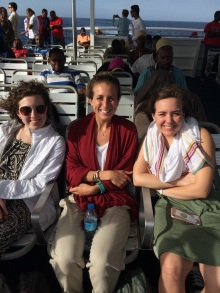 Ferry to Zanzibar