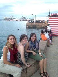 Stone Town-Zanzibar: Dinner with a view