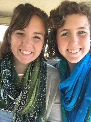My beautiful sisters!