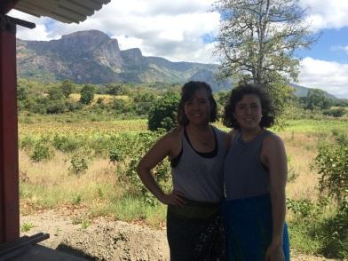 My sisters in Rukwa Valley