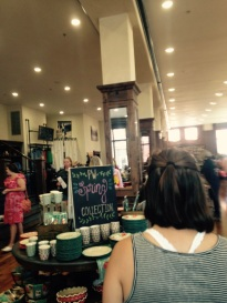 Shopping at the Pioneer Woman's Mercantile