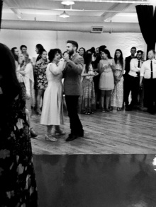 Mother - son dance