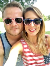 4th of July matching outfits!!