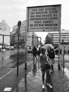 Checkpoint Charlie - Berlin