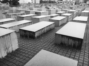 Jewish memorial - Berlin, Germany
