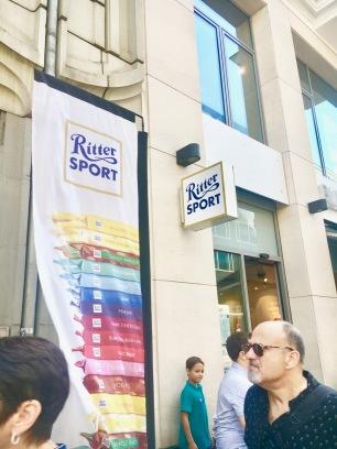 Ritter Sport :)