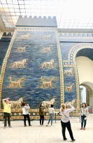 The Ishtar Gate - Pergamon Museum - Berlin, Germany