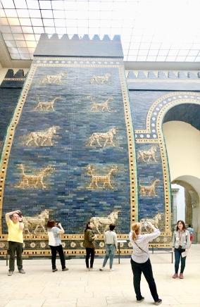 The Ishtar Gate - Pergamon Museum - Berlin, Germany