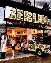 Just doing some shopping in Berlin