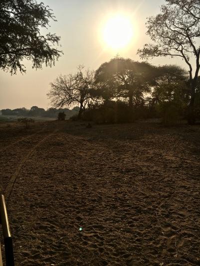 Sunrise - Katavi