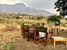 Camping - Rukwa Valley