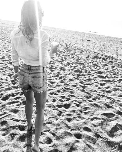 Morning beach walks :)