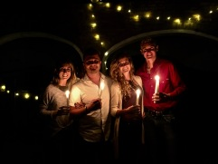 Candle light service -Christmas Eve
