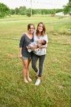 Sisters + niece